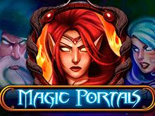 Для досуга популярная азартная игра Магические Порталы в клубе